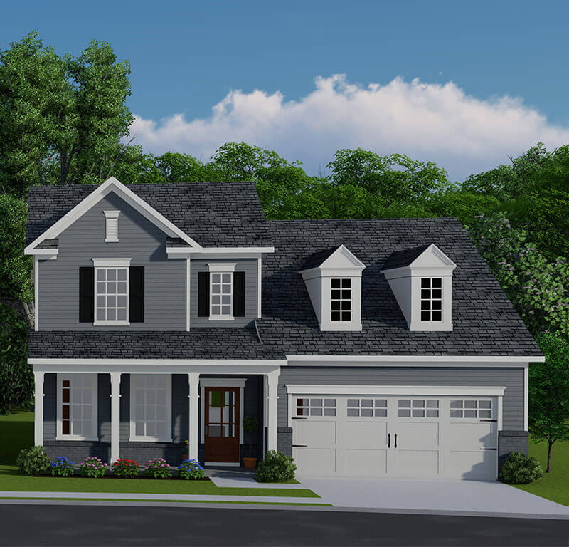 new homes hillsborough nc