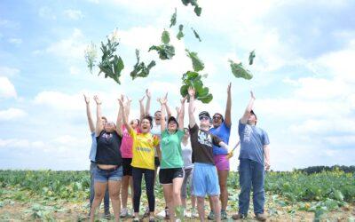 National Volunteer Week at Corbinton Living