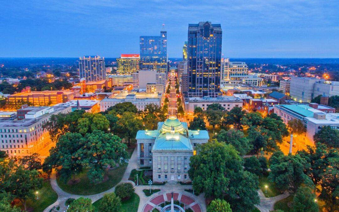 Retiring in Raleigh: life and benefits for the 55+