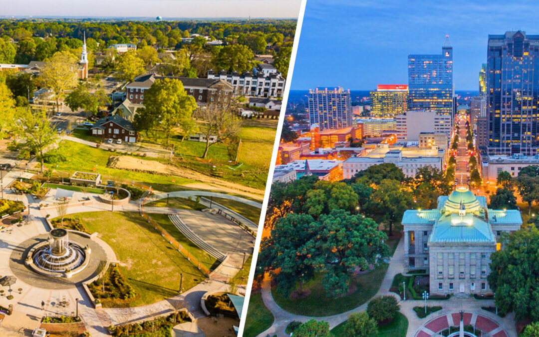 Cary vs. Raleigh: where should you retire?