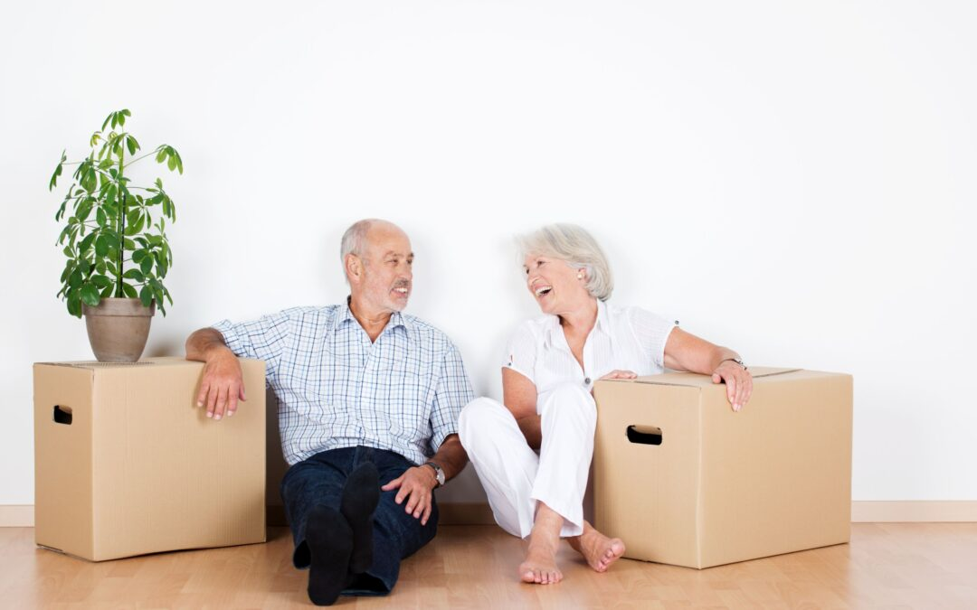 How can you save money living in a 55+ Active Adult Community?